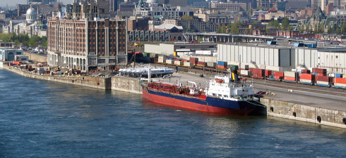 Montreal Port