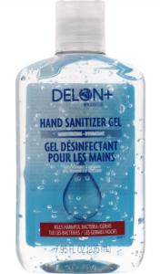 Hand sanitizer 8 oz.